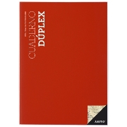 Cuaderno ADDITIO dúplex A4 P142