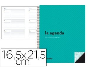 Agenda Profesorado ADDITIO A5 P212